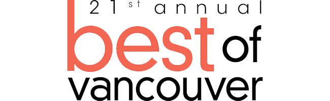 Georgia Straight Best of Vancouver 2016